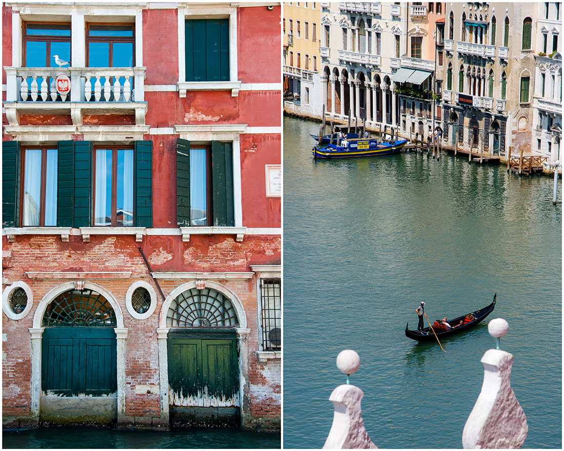 grand canal, venise