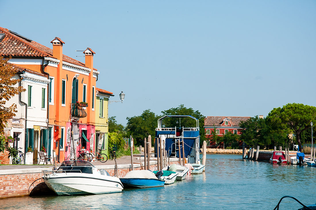 Mazzorbo, Burano, Venise