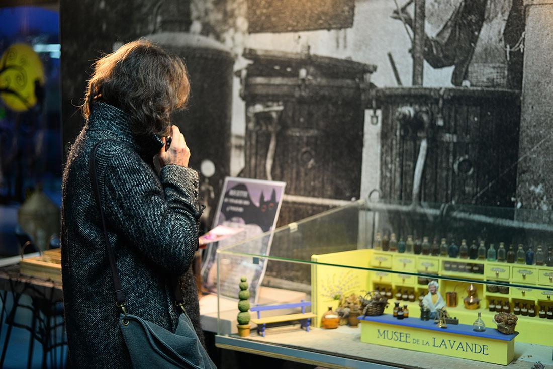 musée de la lavande, vaucluse , coustellet