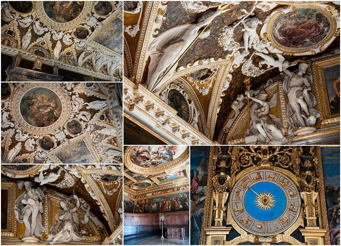 Palais des Doges, Venise