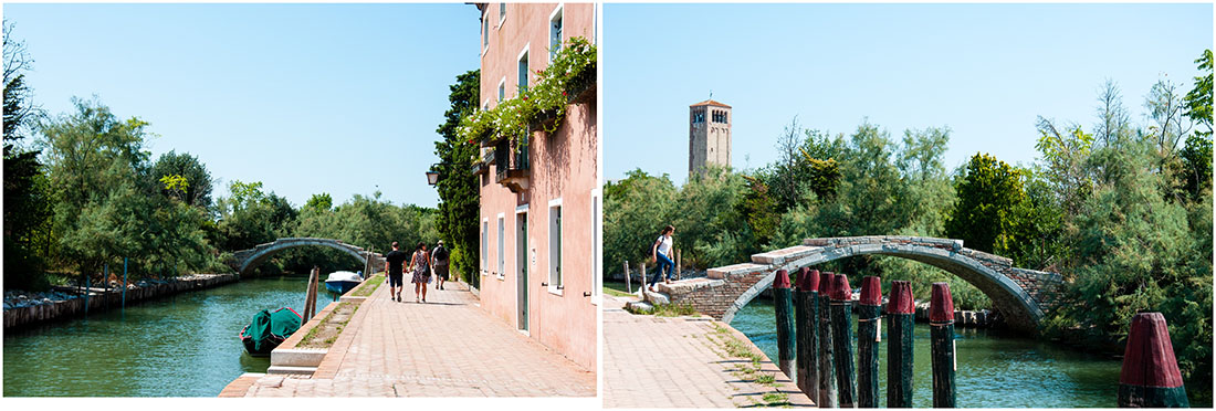 pont du diable, torcello, venise