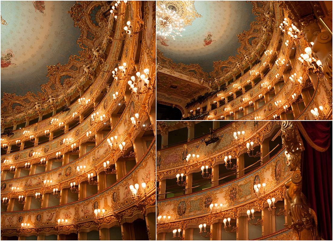 théâtre fenice, venise