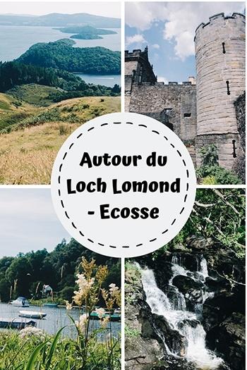 Road-trip en Ecosse: le château de Stirling, les Trossachs et que faire autour du loch Lomond