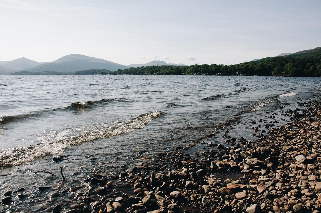 millarochy bay, ecosse