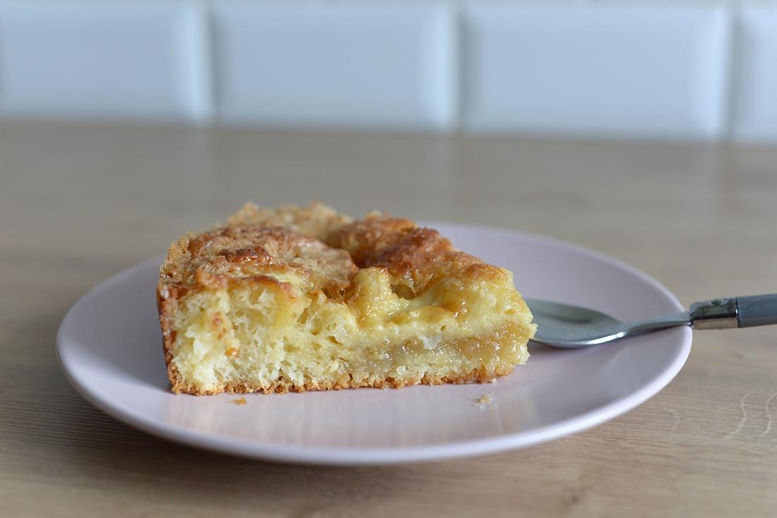 recette tarte au sucre, dessert chti, hauts-de-france
