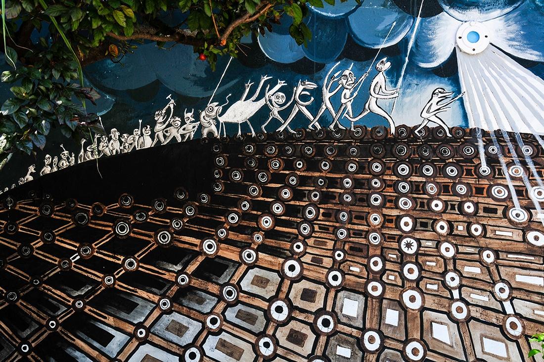 street-art en slovenie, metelkova mesto