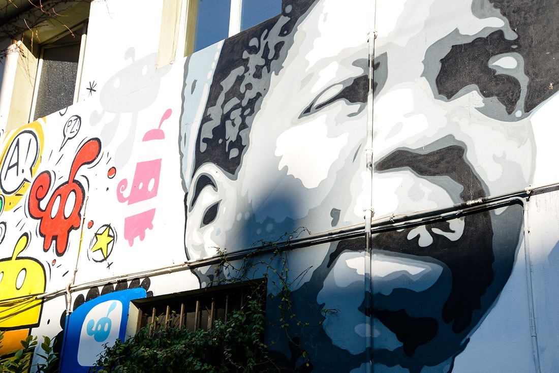 street-art , Isola, via carmagnola, Milan