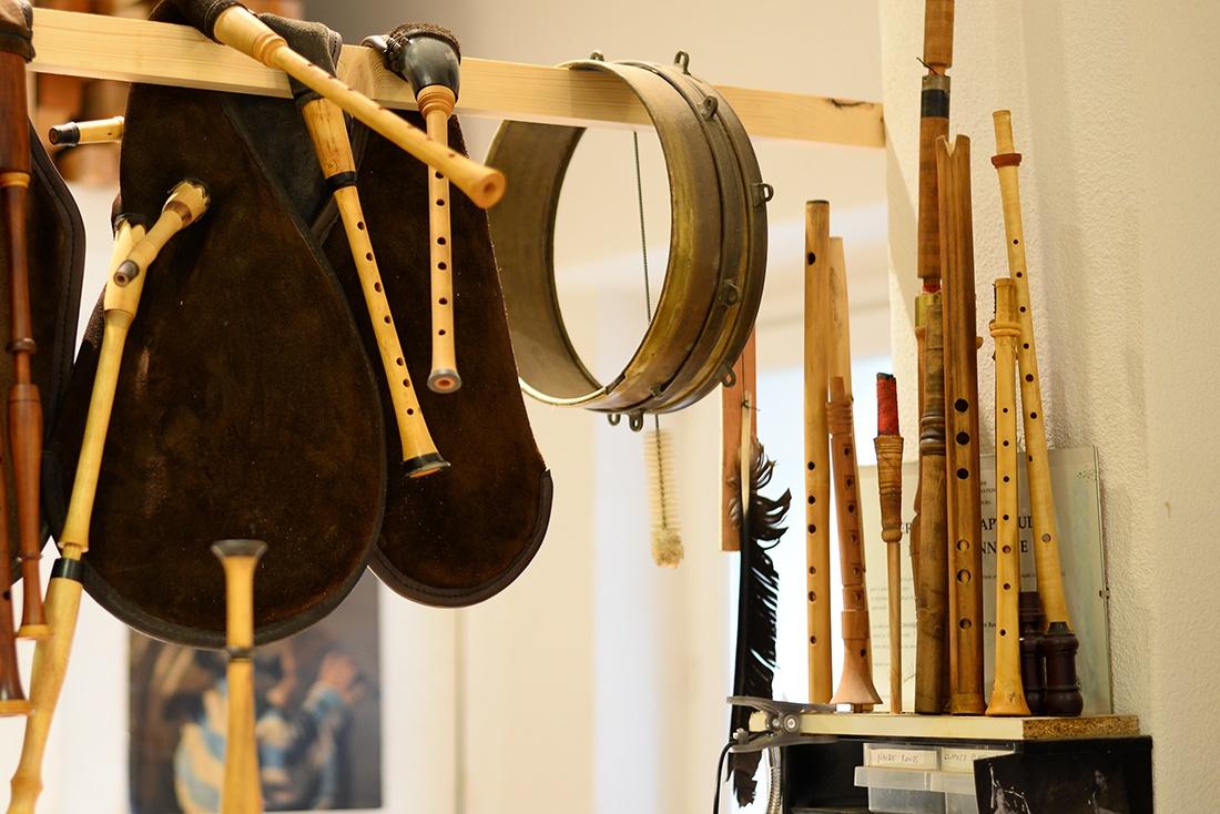 Gabriel Desbiolles, facteur d'instruments de musique anciens, pernes-les-fontaines, vaucluse