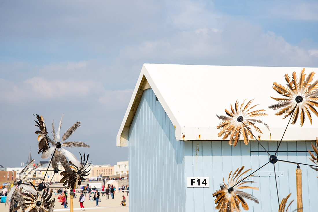 rencontres internationales de cerfs-volants, berck, pas-de-calais, hauts de france, jardins du vent