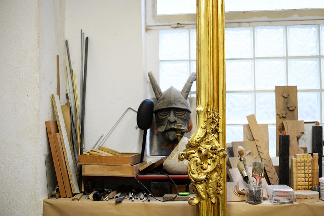 landry clément, sculpteur et doreur, vaucluse