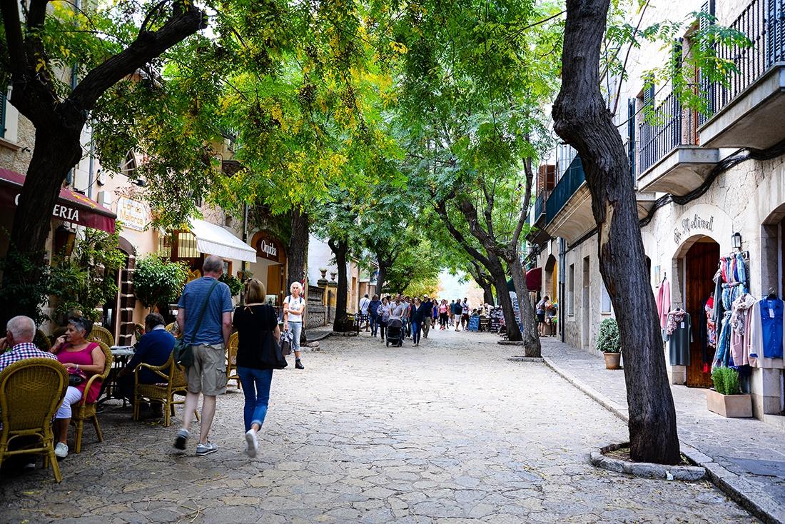Valldemossa, road-trip à majorque