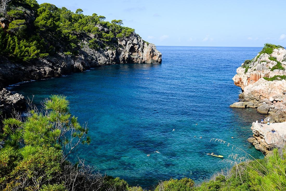 Cala Déia, road-trip dans l'ouest de Majorque et la Sierra tramuntana