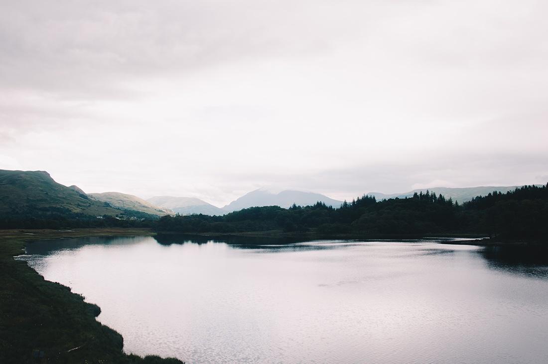 kilchurn castle et loch awe, vallée de glencoe, road-trip en ecosse