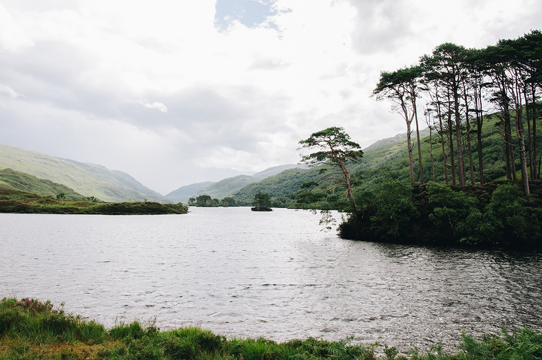 loch eilt, Harry Potter, vallée de glencoe, highlands, ecosse