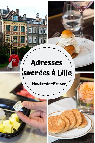 où manger à Lille, adresses sucrées
