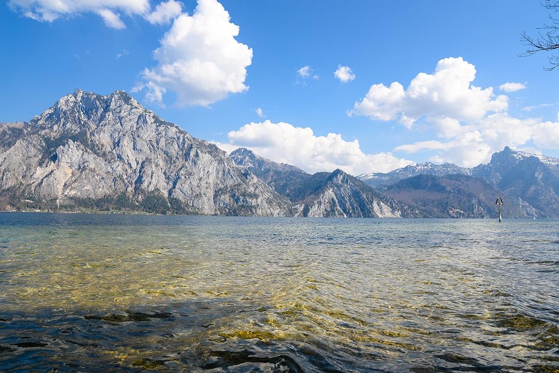 Mondsee, road-trip en Autriche