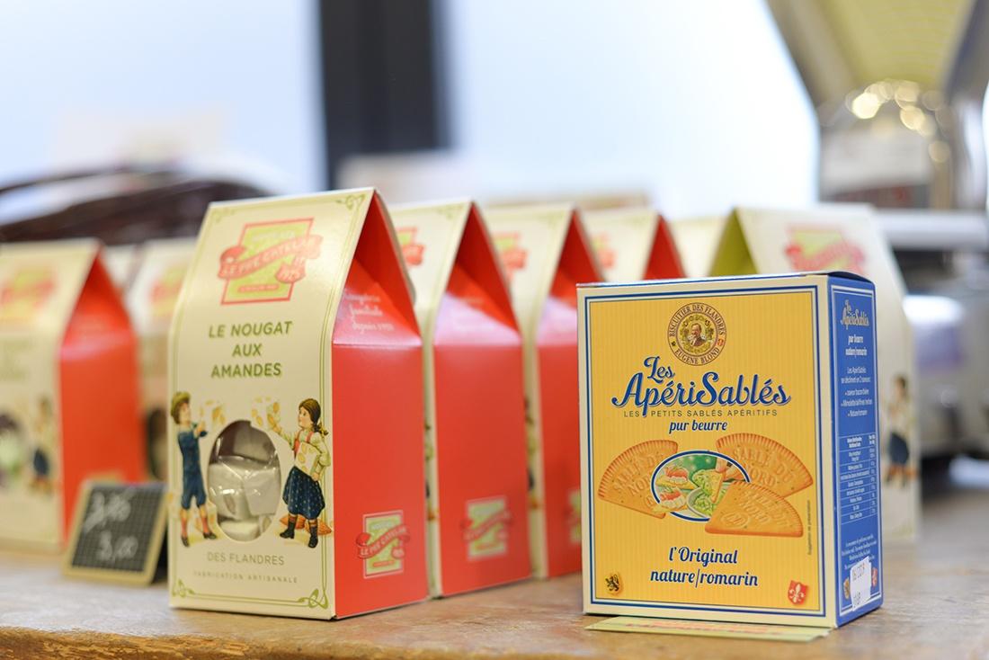 maison du nougat, pré catalan, la madeleine, lille