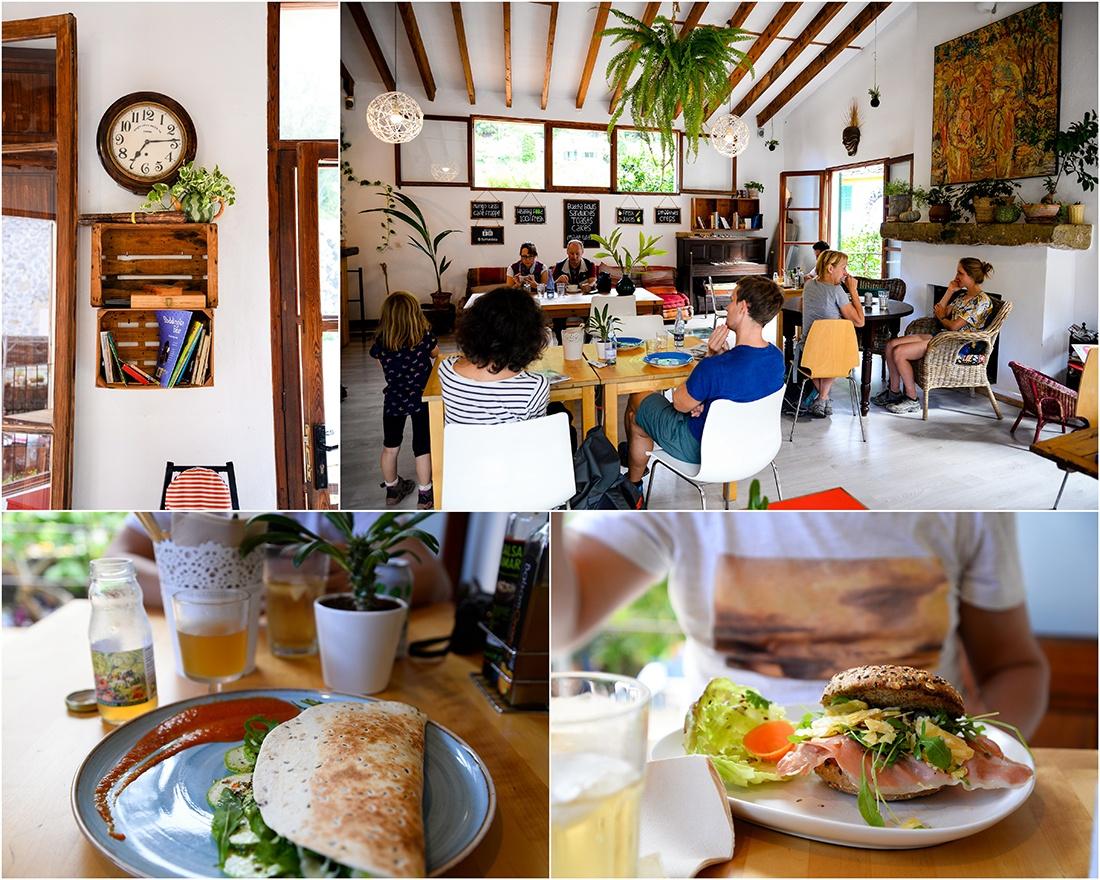 S'Horet Café, deia, majorque