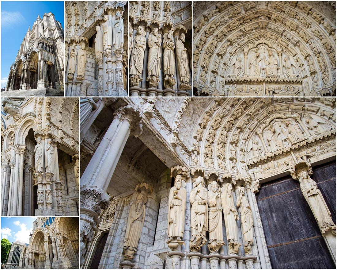 visite cathédrale de Chartres