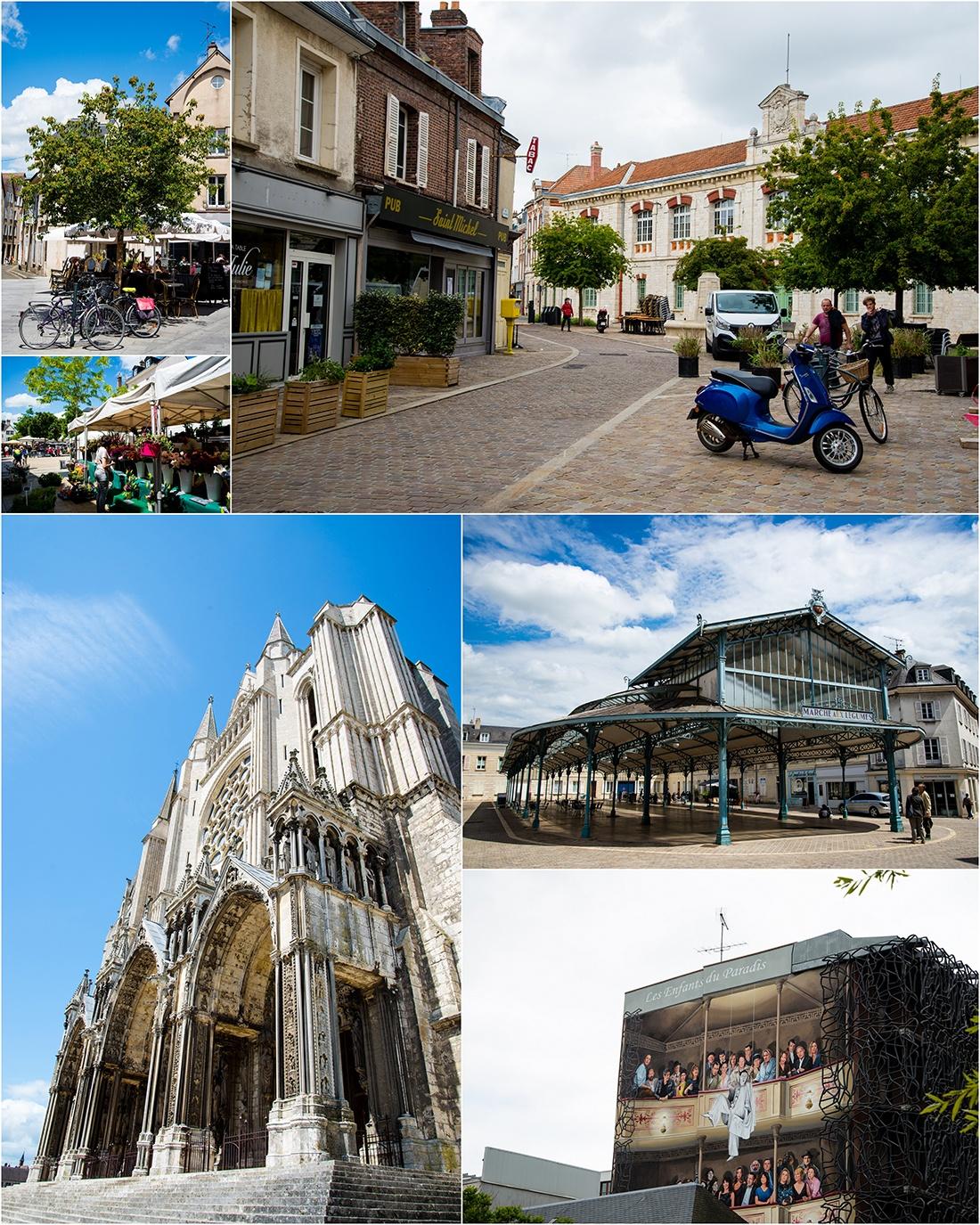 que voir à Chartres : cathédrale de Chartres