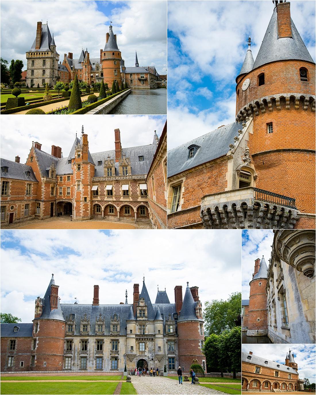 visite du Château de maintenon, Chartres