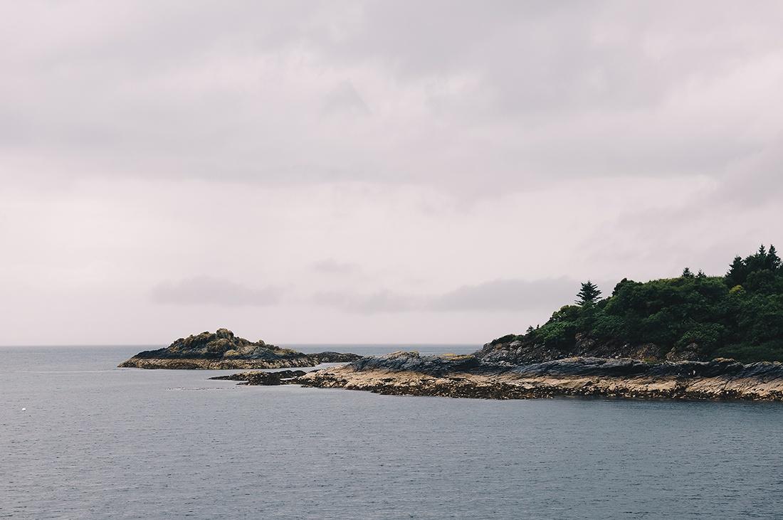 ferry de allaig à armadale, skye