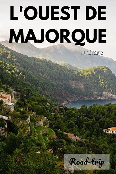 itinéraire road-trip ouest de majorque