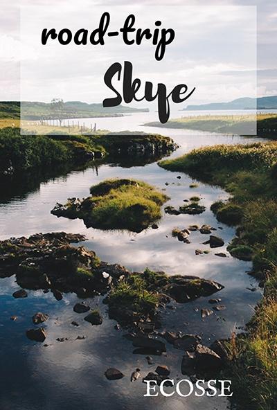 road-trip île de Skye en Ecosse, que voir, que faire, où randonner