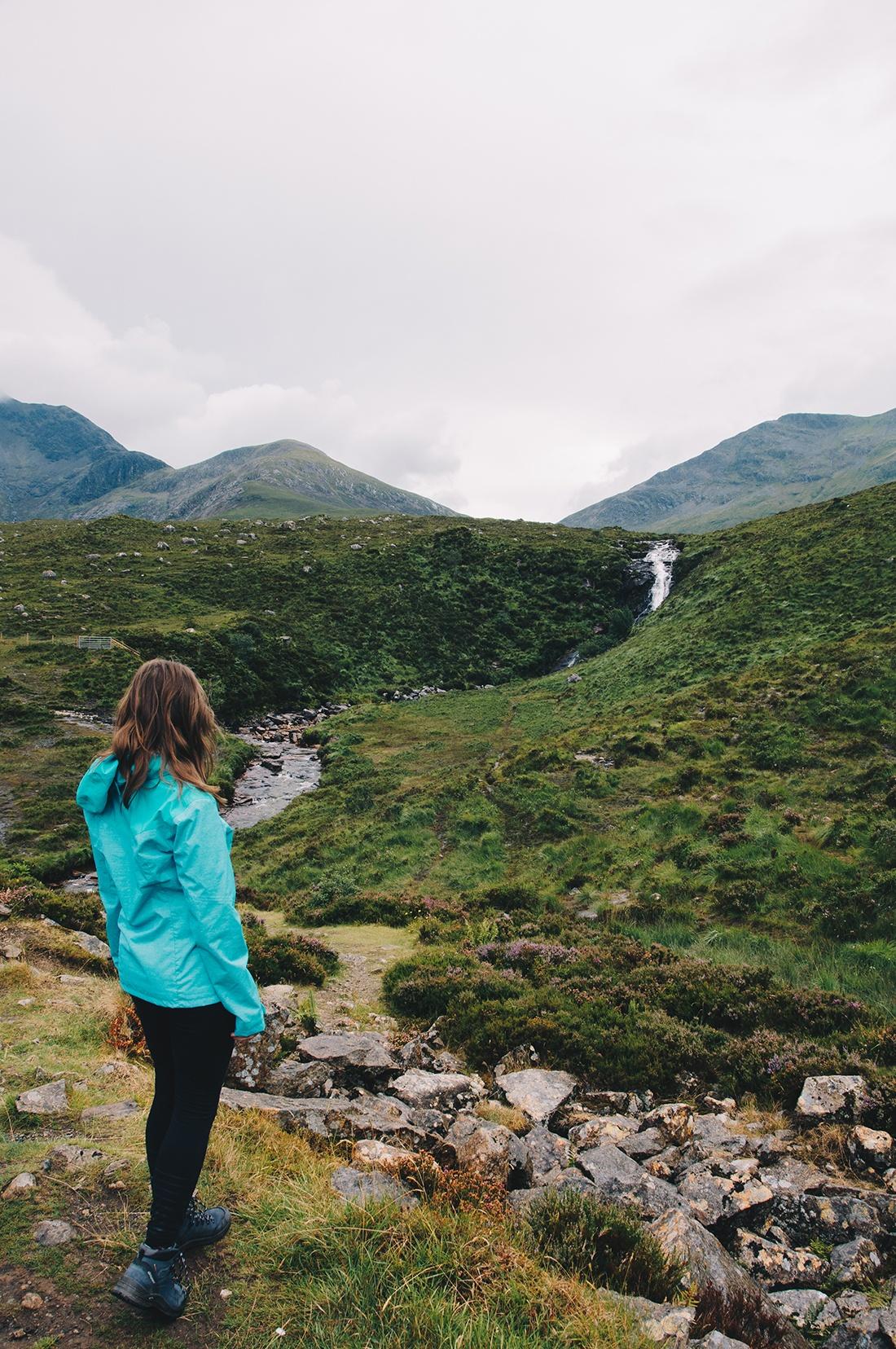 visiter île de Skye, Ecosse