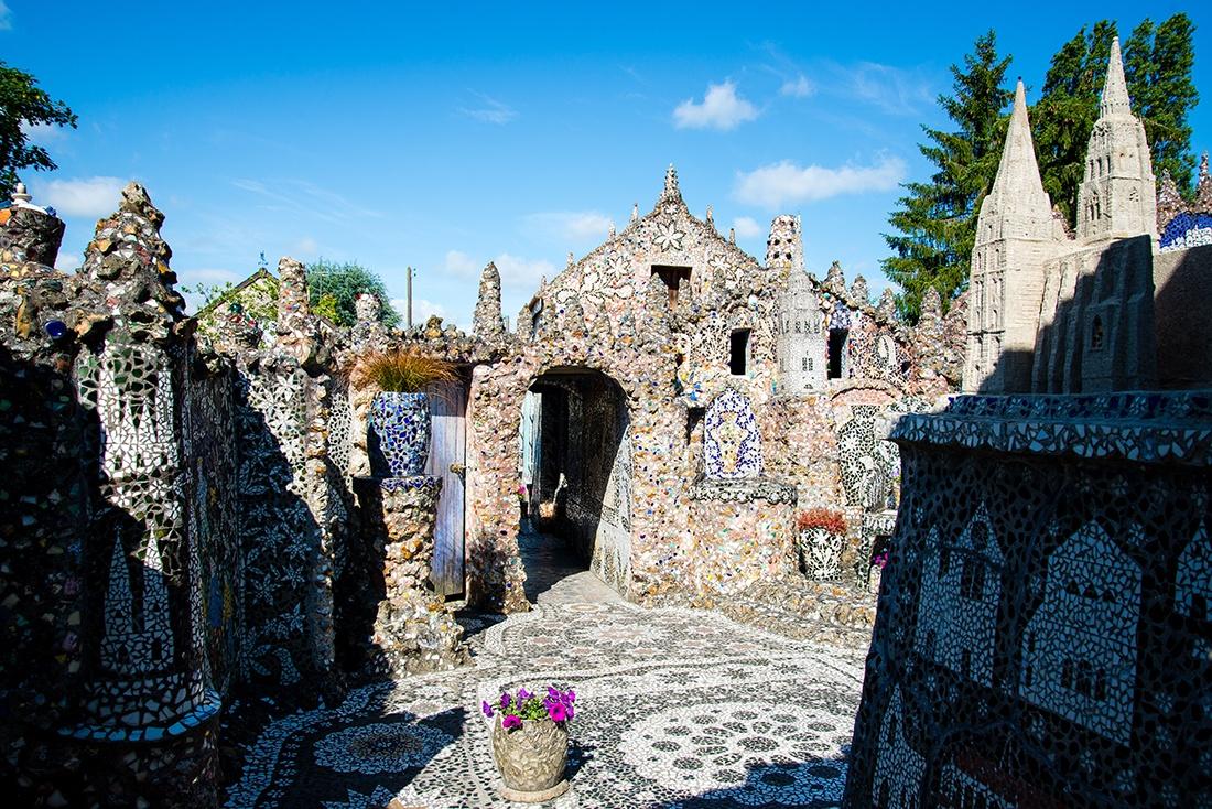 visite de la maison Picassiette à Chartres