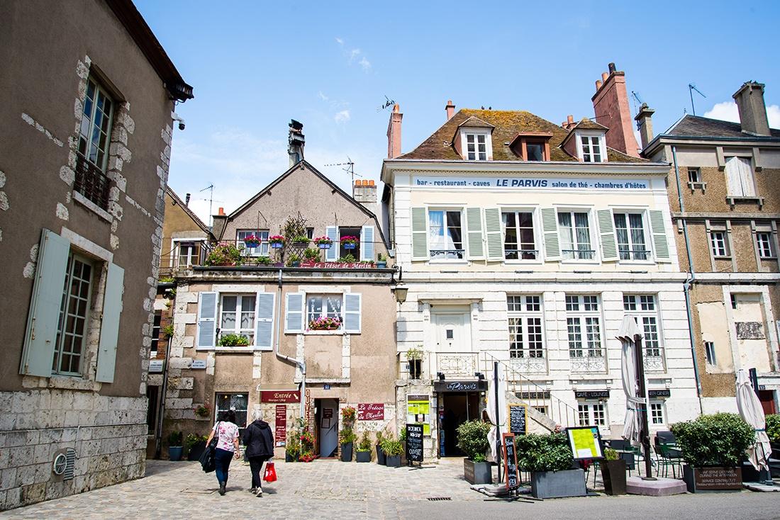 visite de la ville de Chartres
