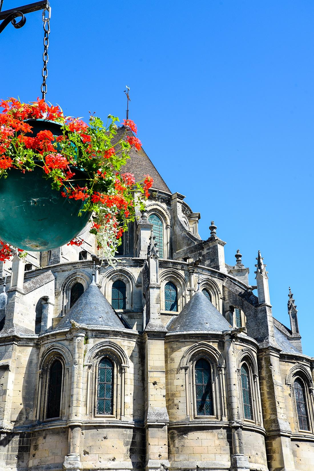 visite de la Cathédrale de Noyon, oise