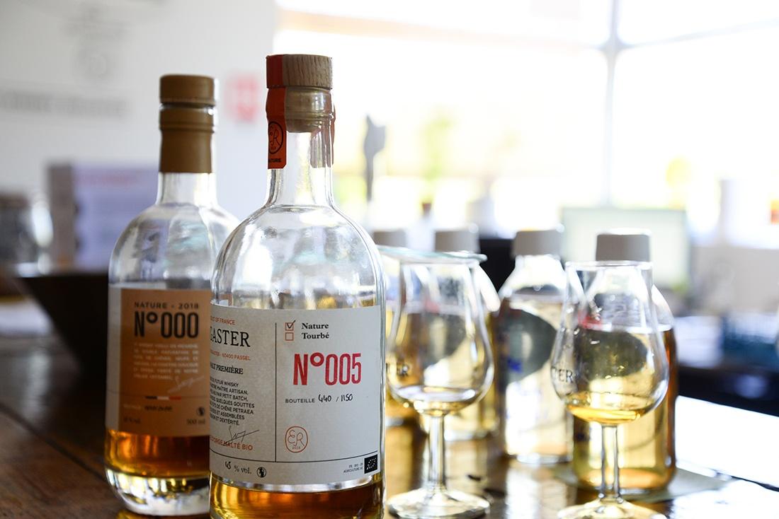 visite de la distillerie ergaster, noyon