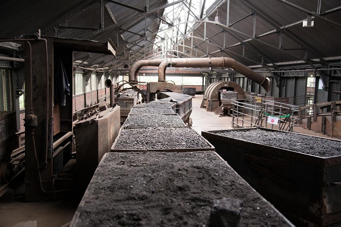 Centre Minier de Lewarde, Coeur d'Ostrevent