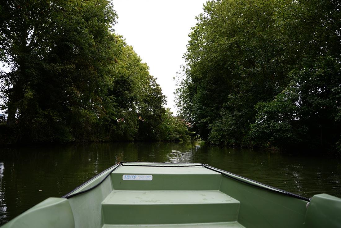 croisière sur la Scarpe, Douai