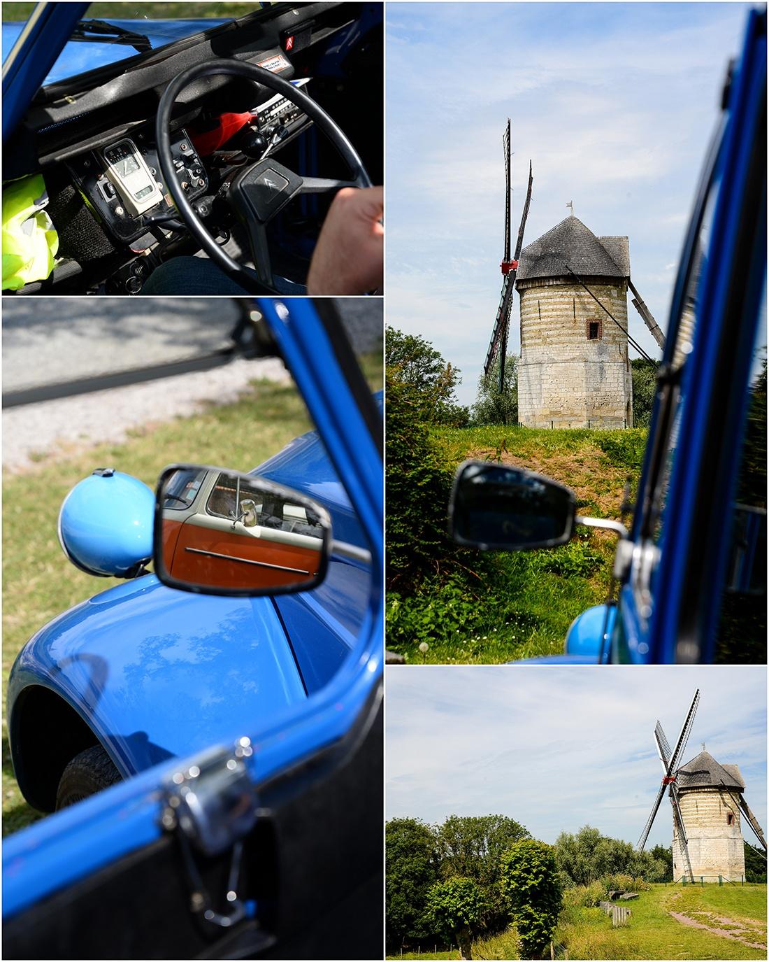 Balade avec les belles échappées, autour de Saint-Omer, Clairmarais, route 62