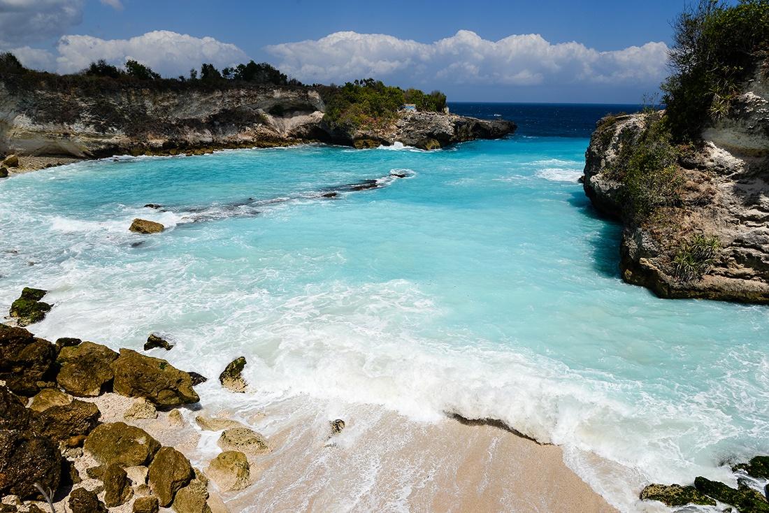 Blue Lagoon, Nusa Cenningan