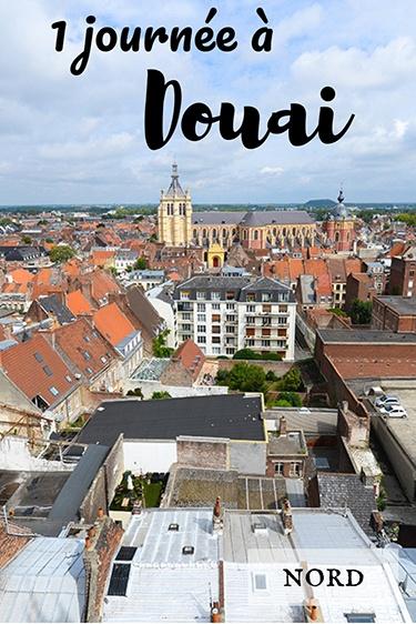 que faire une journee à Douai dans le Nord, hauts-de-france