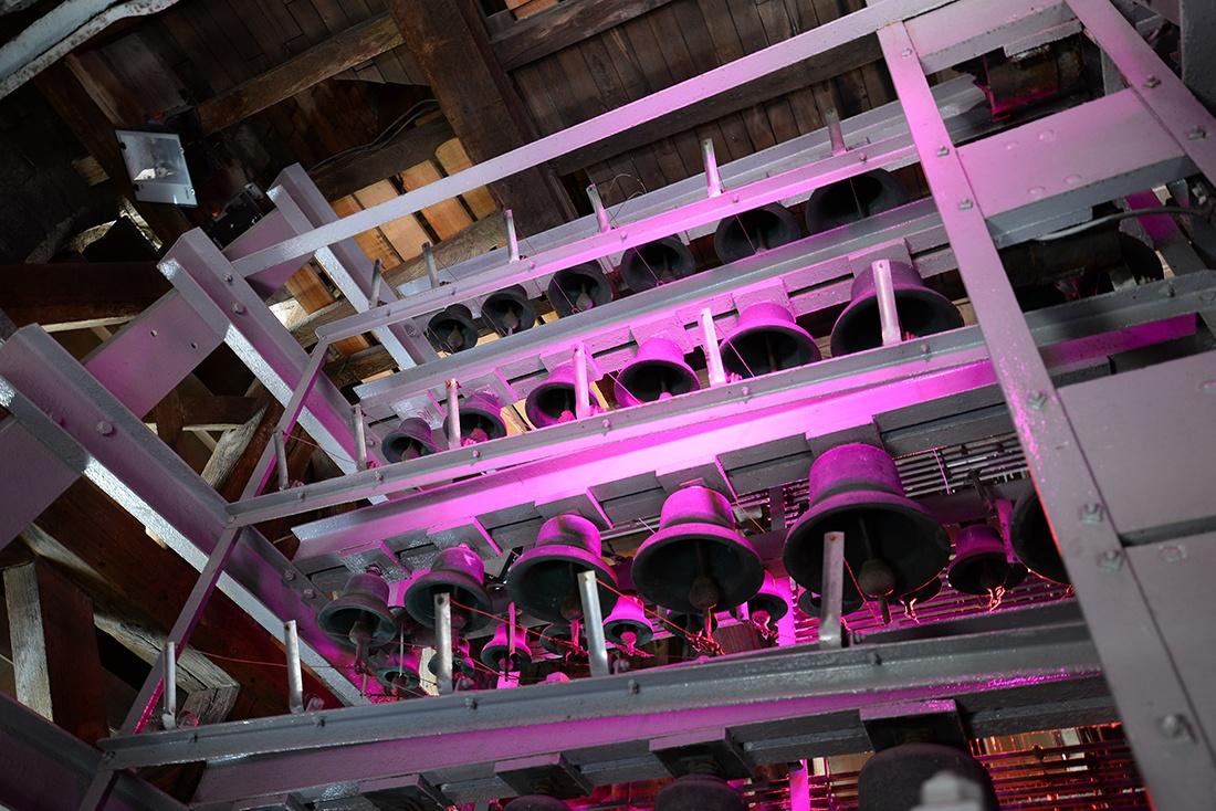 cloches, beffroi de Douai, carillon