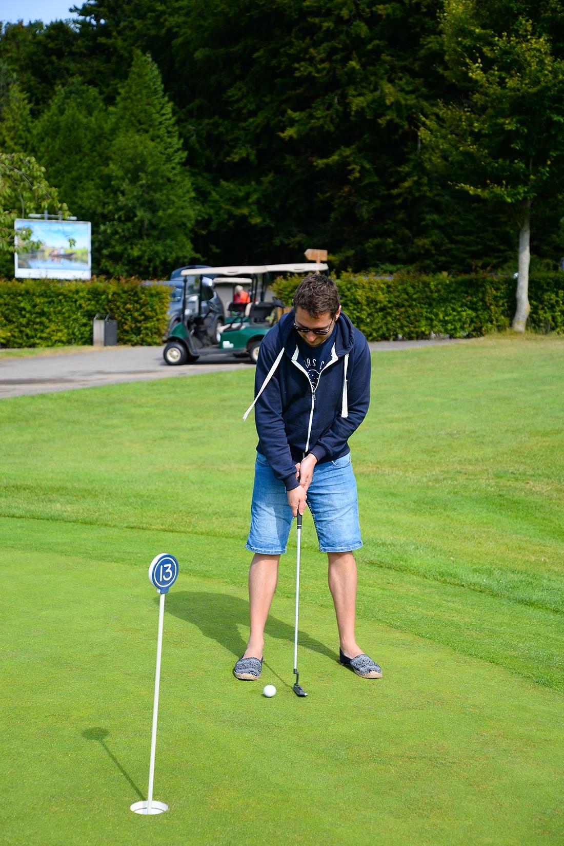 initiation golf de saint-omer