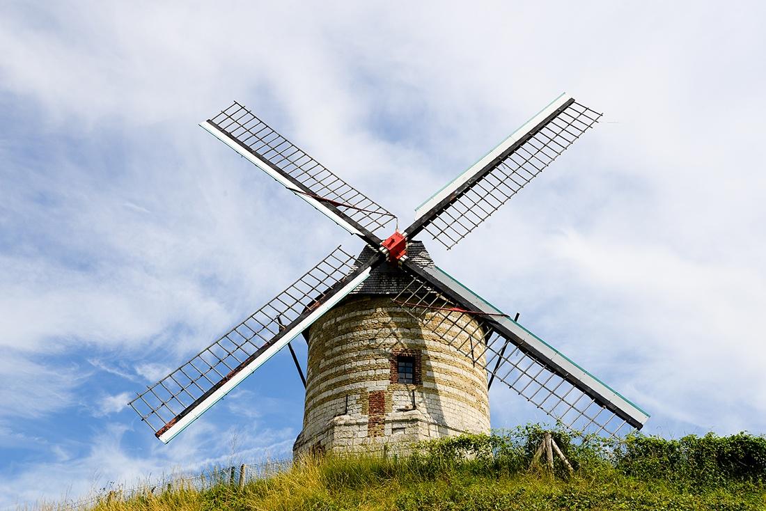 Balade avec les belles échappées, autour de Saint-Omer, Clairmarais, route 62, moulin de watten