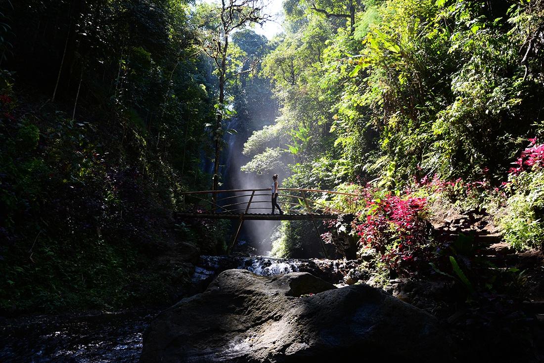 Cascades, Munduk