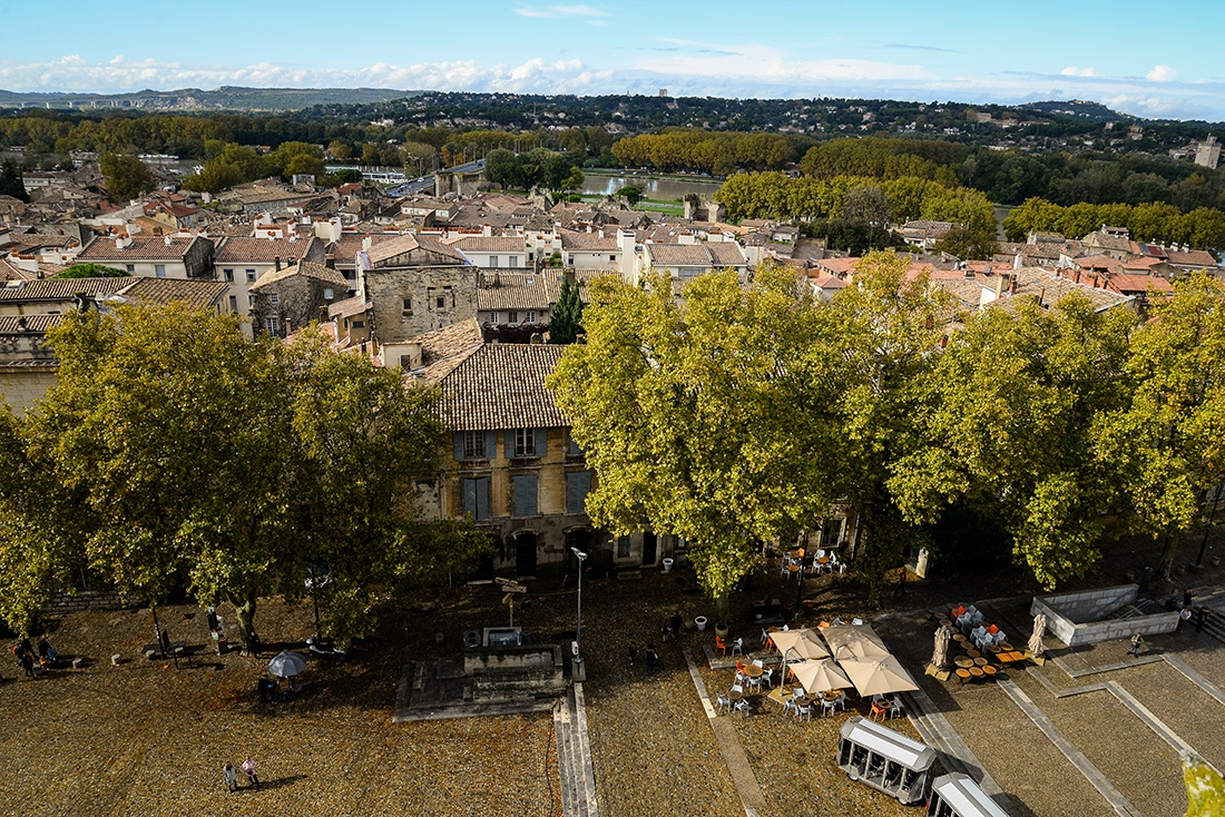 visiter le palais des papes, avignon, vaucluse