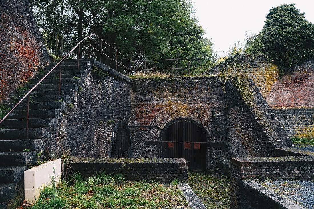 Balade autour des fortifications de Vauban, Maubeuge