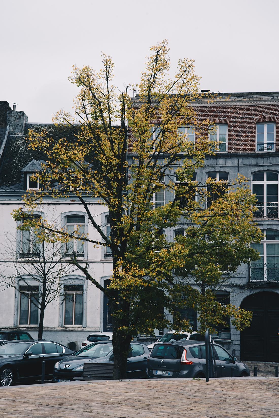 balade dans les rues de Maubeuge, Nord, Hauts-de-France