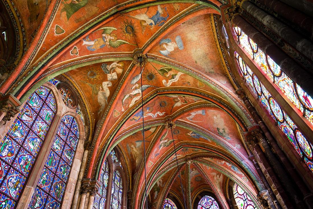 chapelle des anges musiciens, le mans, sarthe