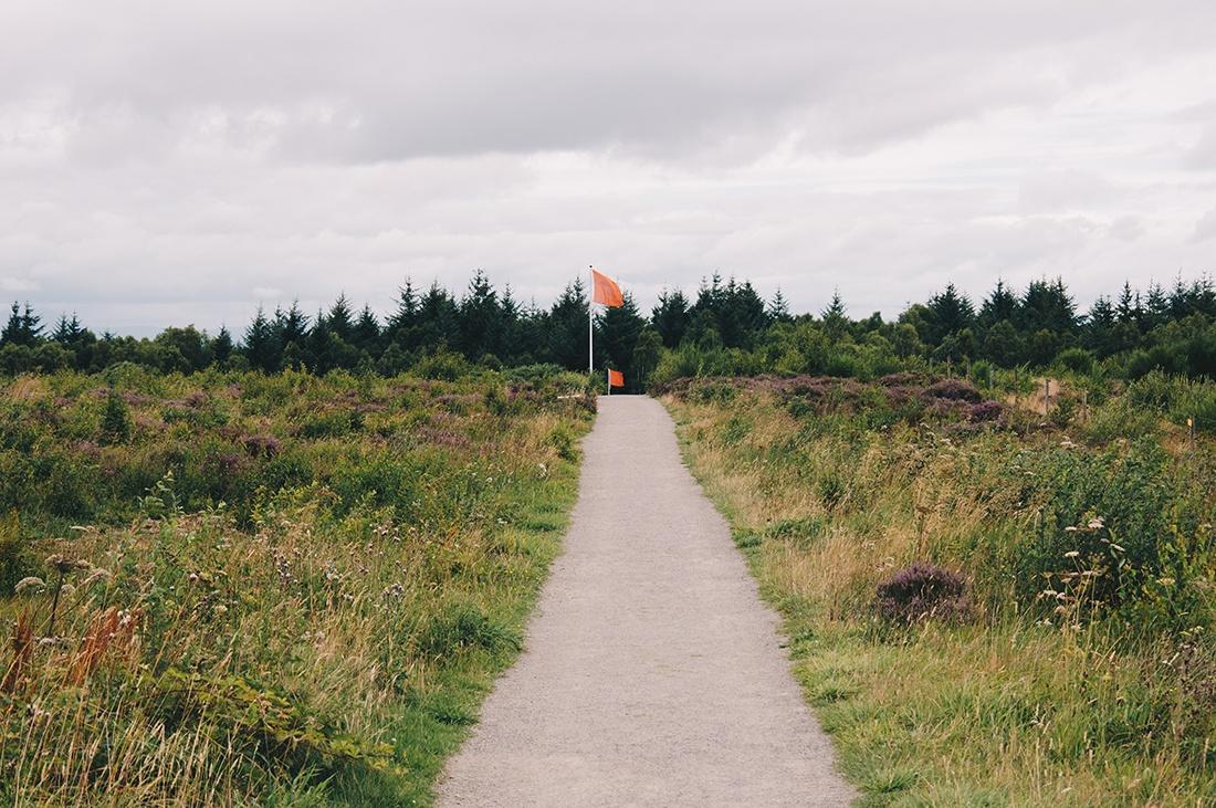 culloden battlefield, road-trip en ecosse