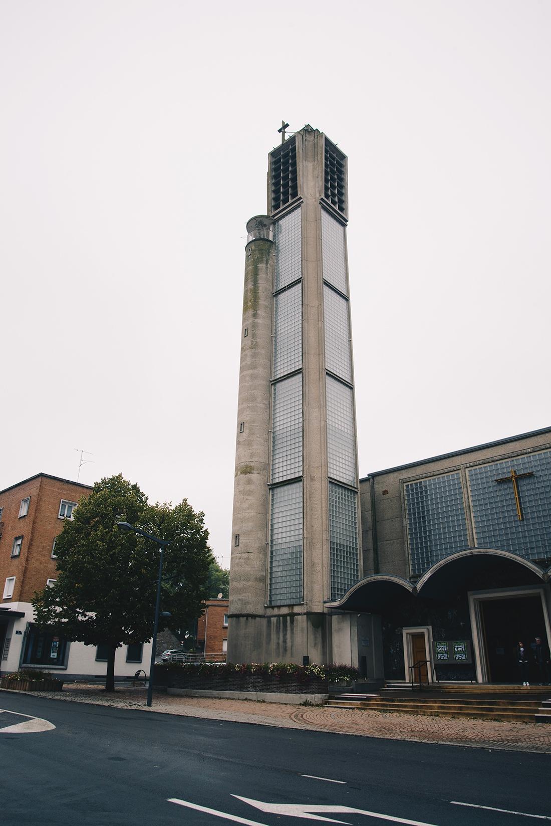 eglise saint pierre saint paul, lurçat, maubeuge