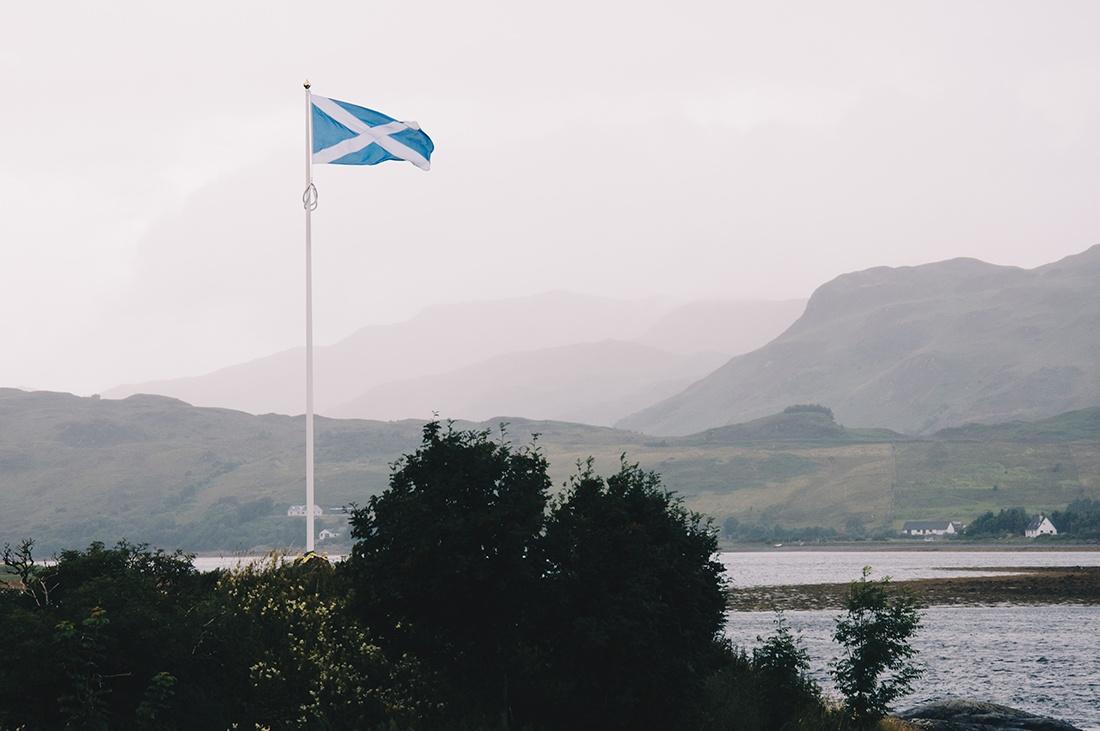 eilean donan castle, ecosse, highlands