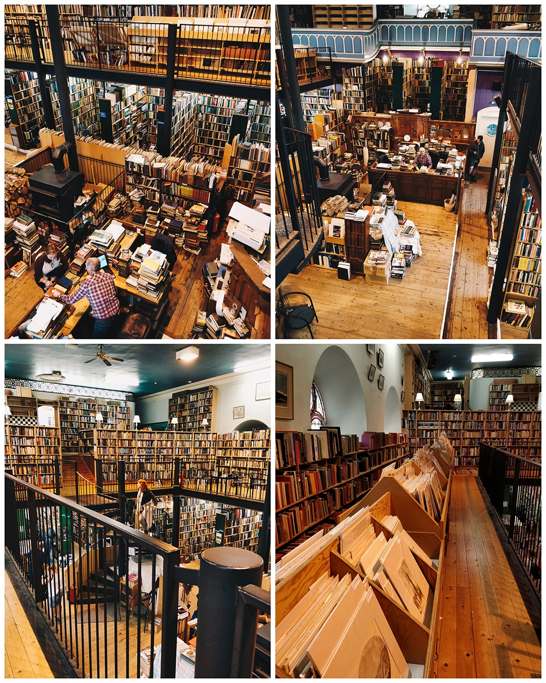 leakeys, bookshop, inverness